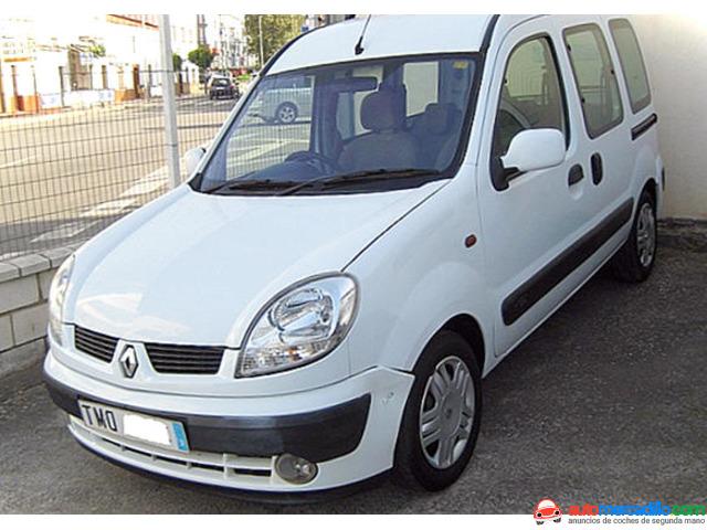 Renault Kangoo 1.5 Dci 80 Cv 1.5 Dci