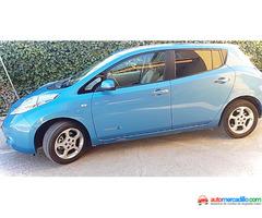 Nissan Leaf Spoiler 2013