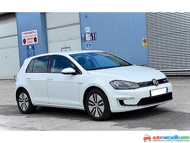 Volkswagen E-golf Electrico 100%automatic 2014