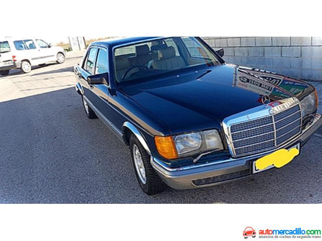 Mercedes 280se 1982