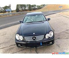 Mercedes-benz Clk 270 Cdi Automatico Cdi 2003
