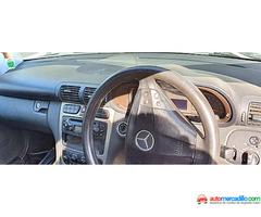 Mercedes-benz C220 Cdi Cdi 2003