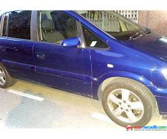 Opel Zafira Dti Ti 2005