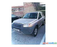Land-rover Freelander 2000