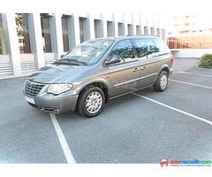 Chrysler Voyager Lx 2.5 Crd 5 P 2.5 2007