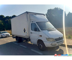 Mercedes-benz Sprinter 413 Cdi Cdi 2003