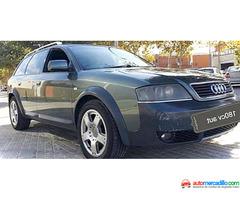 Audi A6 Allroad Quattro 2001