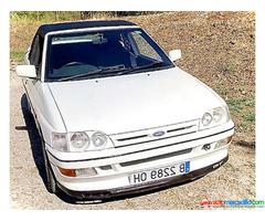 Ford Escort Cabrio Xr3 I 1993