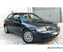 Audi A3 1.9 Tdi 110 1.9 Tdi 2001