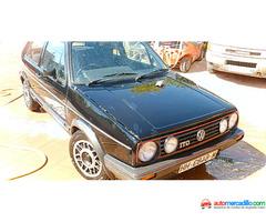Volswagen Golf Gti Gti 1986