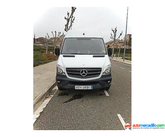 Mercedes313 Esprinter AÑo 2013