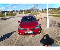 Renault Clio Sport 2003