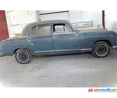 Mercedes Mercedes 220 1958