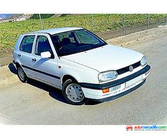 Volkswagen Golf 1.6 Modelo Gt 1.6 Gt 1994