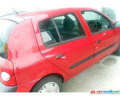 Renault Clio 1.2 16v 1.2 2002