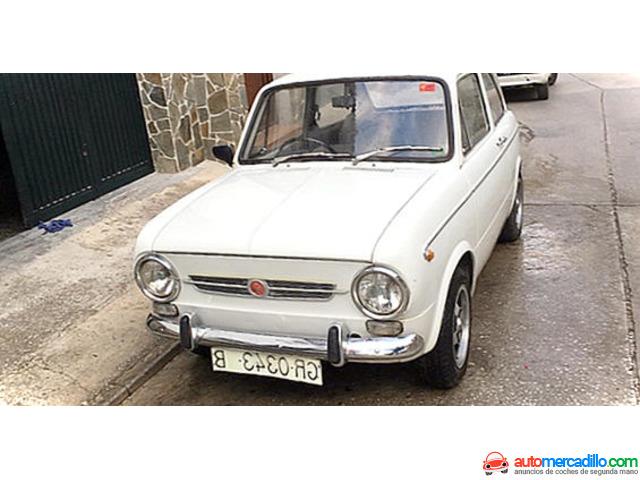 Seat 850 Especial 1973