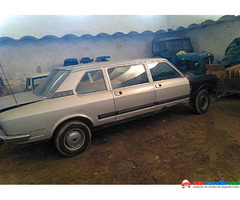 Seat 132 Limusina 1977