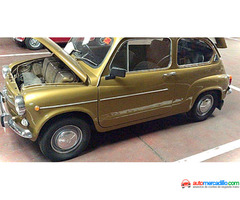 Seat 600 1973