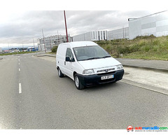 Citroen Jumpy Hdy 2001