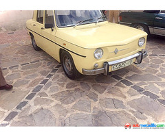 Renault R8 1969