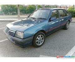 Opel Berlina 5 P 2.0 Gt 1987