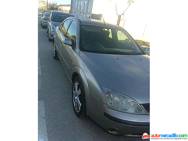 Ford Mondeo Solo160mil Km Reales 2003