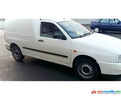 Volkswagen Caddy 2001