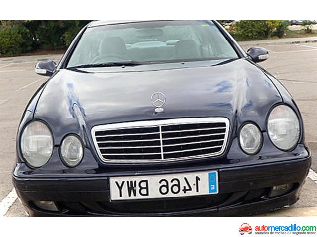 Mercedes-benz Clase Clk 2003