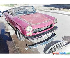 Peugeot 404 Cabrio 1964
