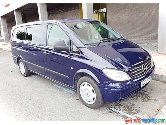 Mercedes Vito Viano 115 Cdi 150 Cv Cdi 2004