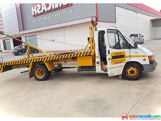 Ford Transit Grua Portacoches 1993