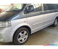 Volkswagen T5 Multivan Cruise 2005