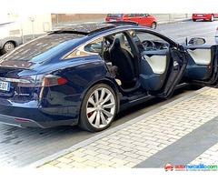Tesla Model S P85 Plus S P 2014
