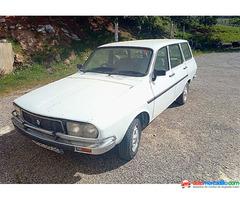 Renault 12 Familiar 1990