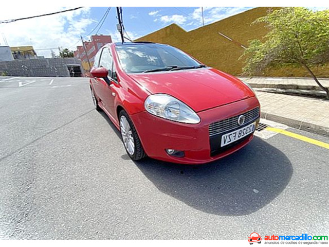 Fiat Grande Punto Traspasado 2008