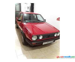 Volkswagen Golf Gti Gti 1988