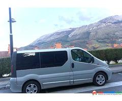 Opel Vivaro Life Westfalia 2004