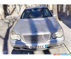Mercedes-benz C 220 Cdi Elegance Familiar Cdi 2003