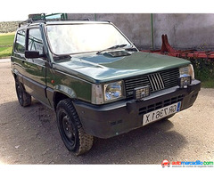 Fiat Panda 4x4 1991