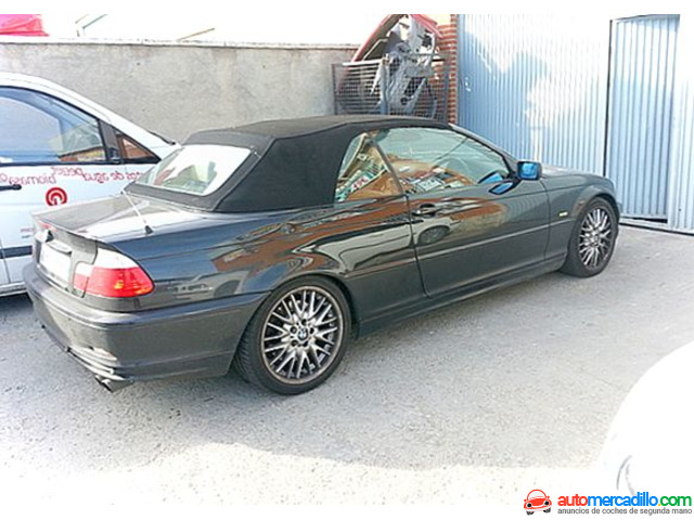 Bmw 330 Cabrio 2003
