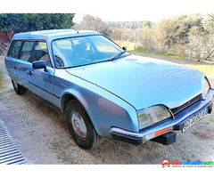 Citroën Cx 2.5 D Familiar Break 2.5 1984