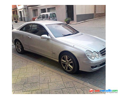 Mercedes-benz 320 Clk