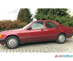 Mercedes-benz 190 E1800 1992