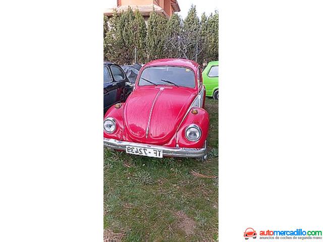 Volkswagen Escarabajo 1971