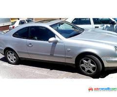 Mercedes-benz Clk 230 Kompresor 1998