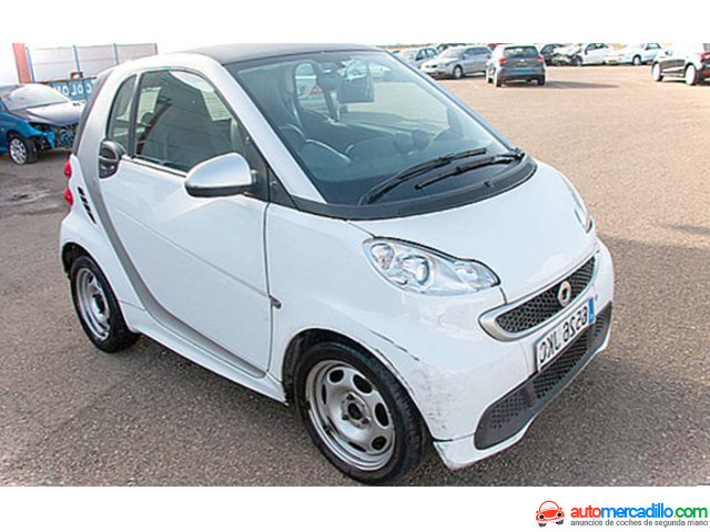 Smart Smart Fortwo Electric 2016