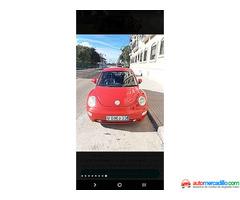 Volkswagen New Beetle 2000
