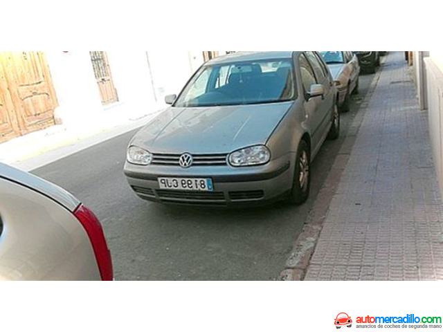 Volkswagen Golf 1.6 1.6 2003