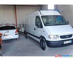 Opel Movano 2000