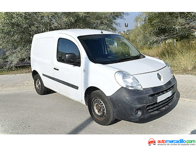 Renault Kangoo Furgon 1.5 85 Cv 1.5 2012